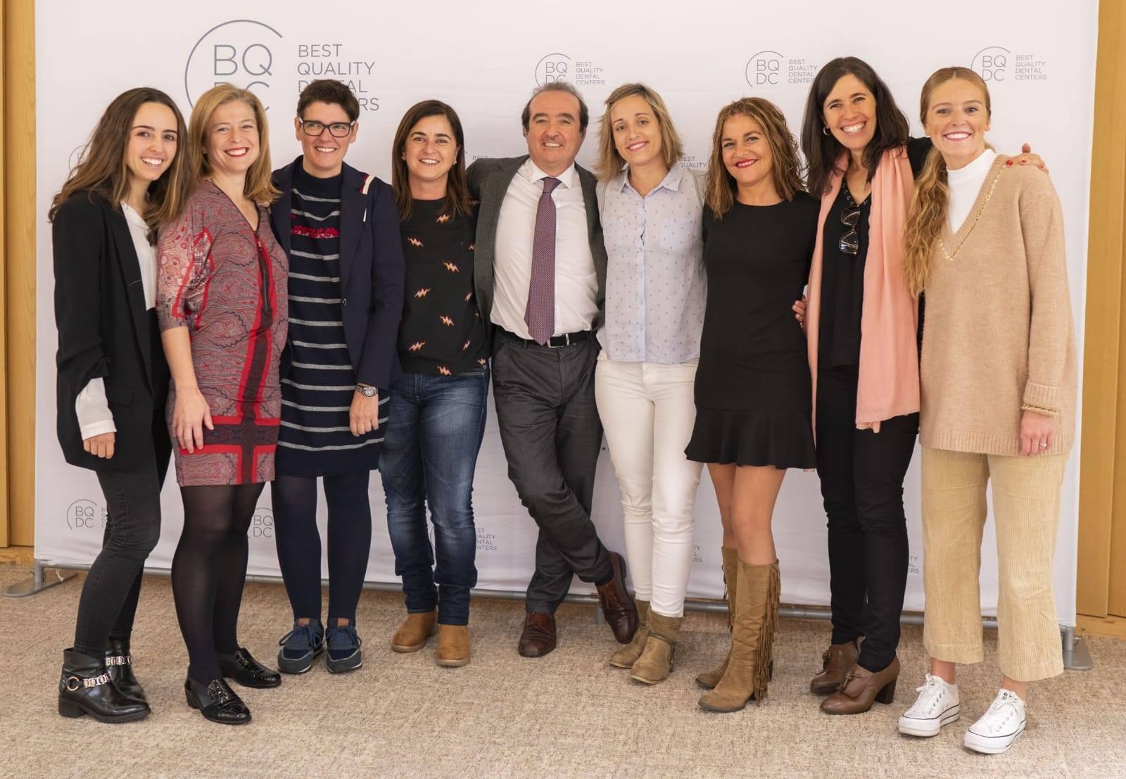Reunión de BQDC en Madrid