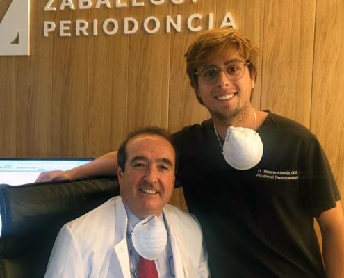 Dr. Julio Moreno-Alemán