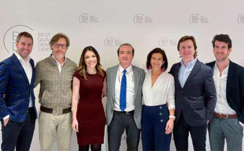 La asociación de clínicas dentales BQDC nombra a Ion Zabalegui nuevo presidente