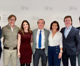 Clínicas dentales BQDC nombra a Ion Zabalegui nuevo presidente